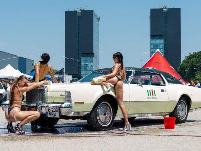 Sexy Car Wash 2 (ABTS 2018)