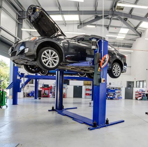 ad garage AD Auto Total